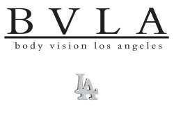 BVLA 14kt Yellow White Rose Gold 6.5mm LA Nostril Screw Nose Bone Nail Ring Stud 20g 18g 16g Body Vision Los Angeles