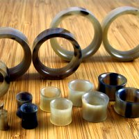 Golden Horn Plugs & Eyelets