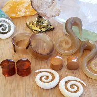 Natural & Organic Body Jewelry