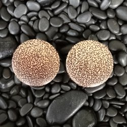 Coconut Palmwood Plugs 1 15/16""