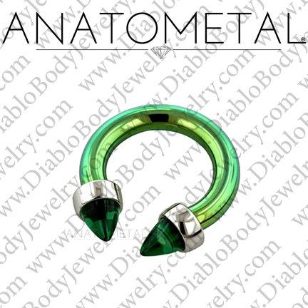 Anatometal Anium Circular Barbell