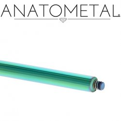Anatometal Titanium Threaded Insertion Taper 10g
