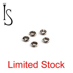 Industrial Strength Limited Stock Titanium Jump Rings 20g