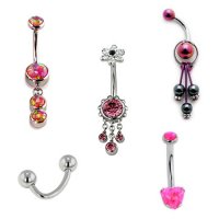 Surgical Steel Navel